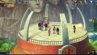 Naruto Online screenshot1