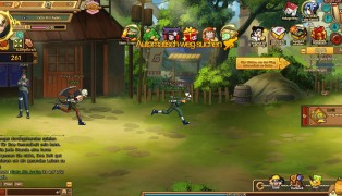 MyNinja Universe screenshot1