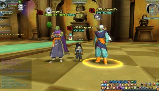 Dragon Ball Online screenshot1