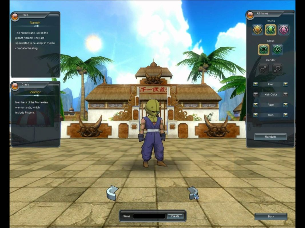 dragon ball online spielen