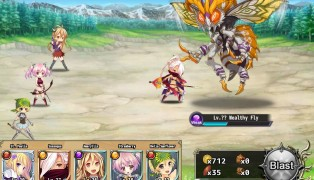 Flower Knight Girl screenshot7