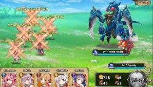 Flower Knight Girl screenshot8