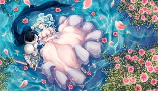 Flower Knight Girl screenshot9