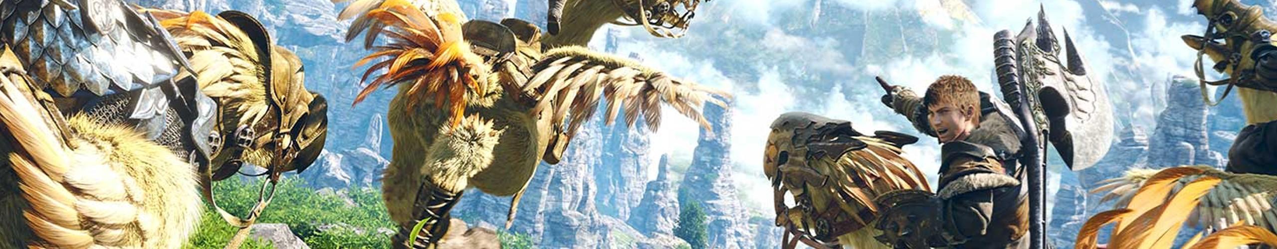 Final Fantasy XIV (B2P)