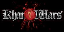 Khan Wars (Zaren Kriege) logo