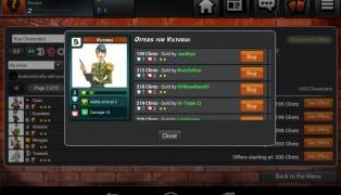 Urban Rivals screenshot6