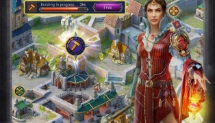 Throne: Kingdom at War screenshot2