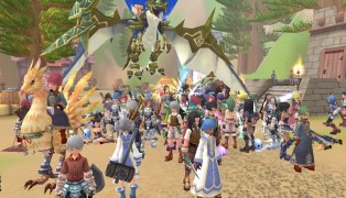 Grand Fantasia screenshot1