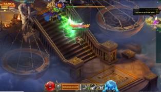 Sacred Saga Online screenshot2