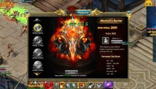 Sacred Saga Online screenshot8