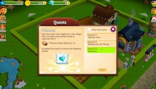 My Free Farm 2 screenshot6