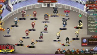 Fairy Tale: Hero's Journey screenshot2