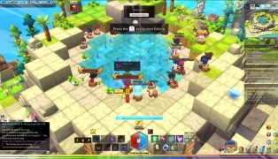 MapleStory 2 screenshot2