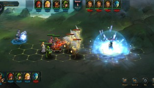 Heroes origin screenshot10