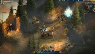 Might & Magic Heroes Online screenshot1
