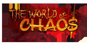 The World of Chaos logo