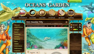 OceansGarden screenshot1