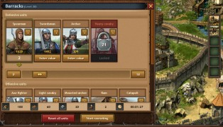 Tribal Wars 2 screenshot1