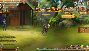 Go Ninja screenshot1