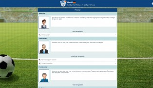 Online Fussball Manager screenshot3