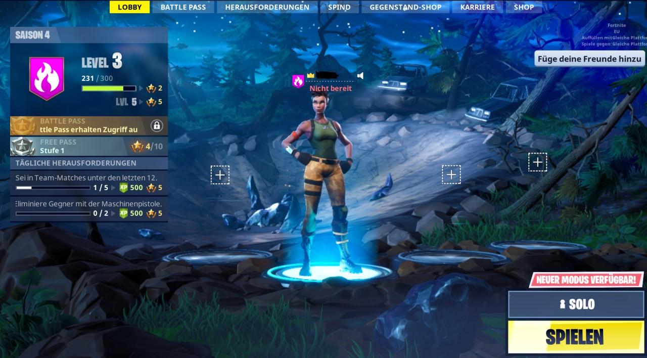 Fortnite Screenshot Machen