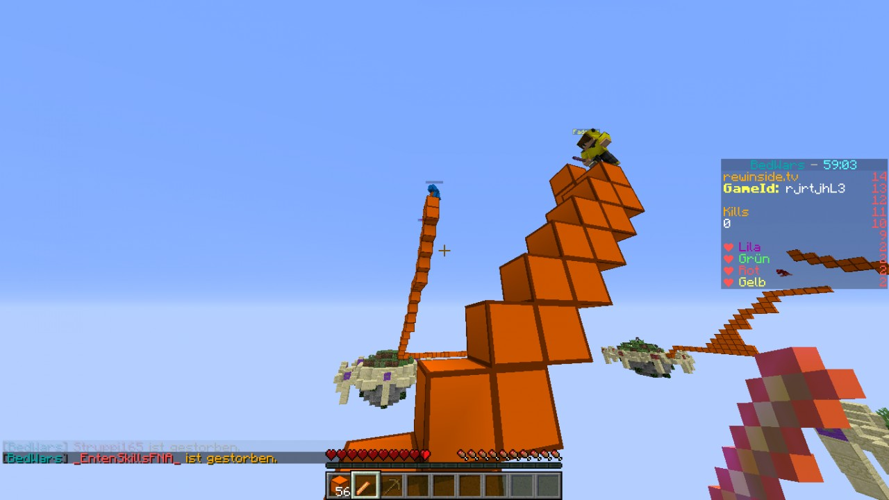 Minecraft Kommt Raus Viel Aufwandt Minecraft - Minecraft tryjump spielen