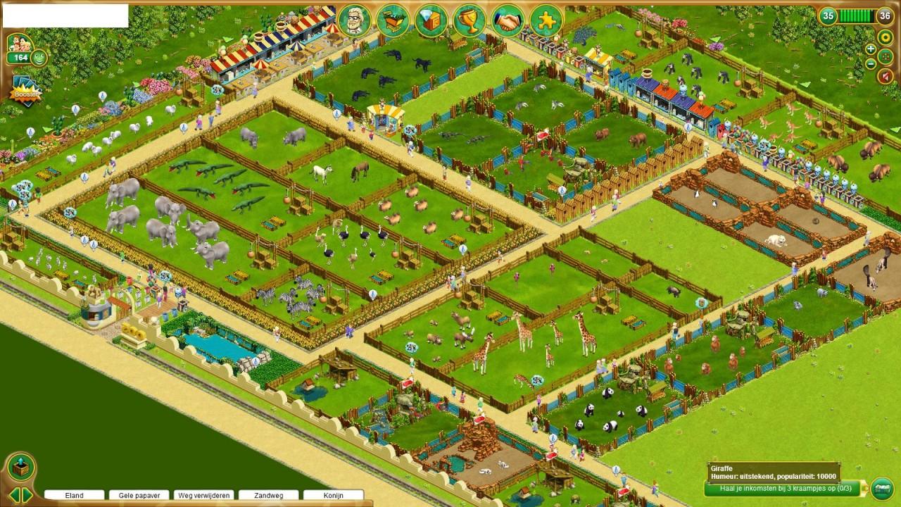 Baue Deinen Eigenen Zoo