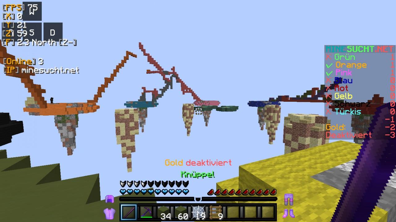 Minecraft Minispiele Minecraft - Minecraft endergames spielen