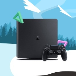 Gewinne eine PS4!