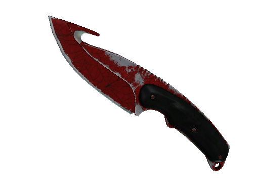 ★ StatTrak™ Gut Knife | Crimson Web za darmo