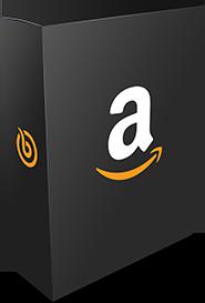 Amazon 2.5 EUR za darmo