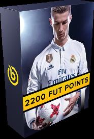 FIFA 18 FUT 2200 points za darmo