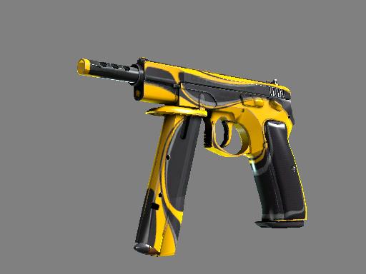 CZ75-Auto | Yellow Jacket za darmo