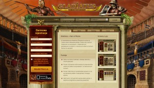Gladiatus screenshot2