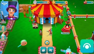 My Free Circus screenshot2
