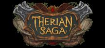 Therian Saga logo