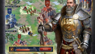 Throne: Kingdom at War screenshot5