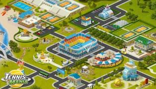 Tennis Mania screenshot1
