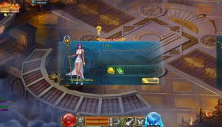Sacred Saga Online screenshot1