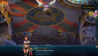 Sacred Saga Online screenshot3