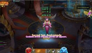 Sacred Saga Online screenshot4