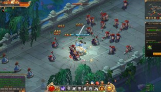 Legend of Junior screenshot6