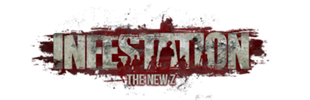 Infestation: The New Z logo