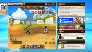 One Piece H5 screenshot2