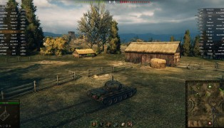 World of Tanks screenshot1
