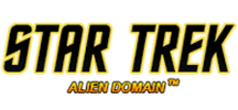 Star Trek: Alien Domain logo