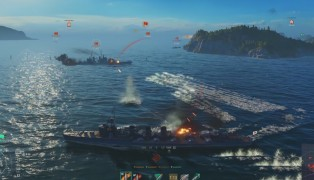 World of Warships screenshot9