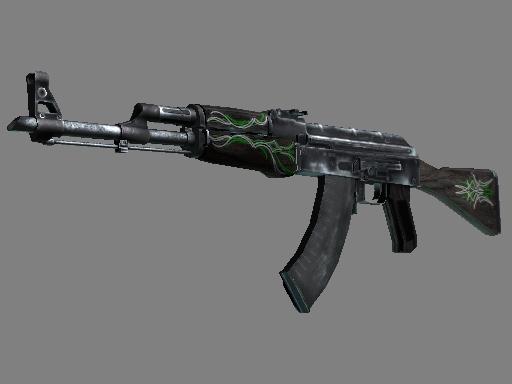 AK-47 | Emerald Pinstripe za darmo