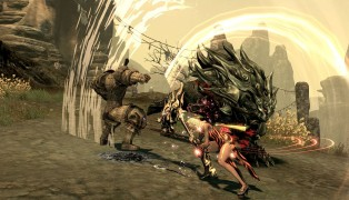 Blade&Soul screenshot1