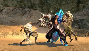 Blade&Soul screenshot2